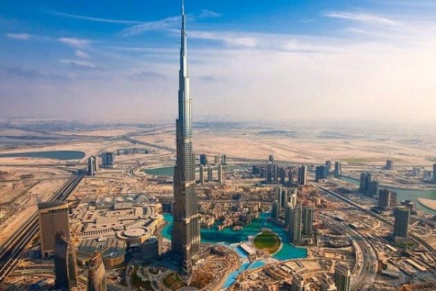 تجارب السياحة في دبي