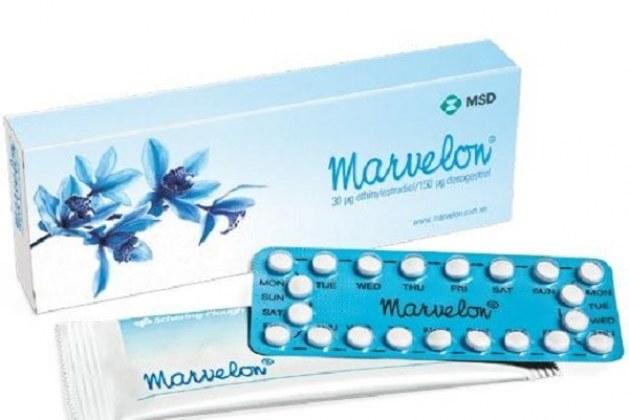 تجارب حبوب منع الحمل مارفيلون