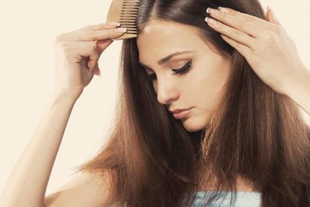 تجارب الحناء لتكثيف الشعر