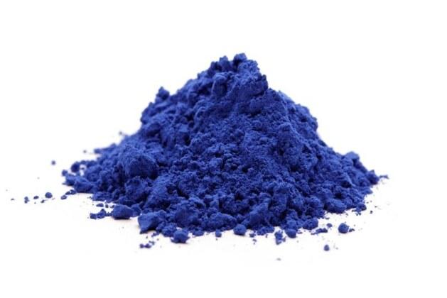 تجربتي مع النيلة الزرقاء للجسم